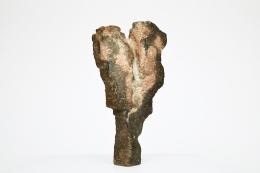 Joëlle Deroubaix's Large Sculpture, full back view