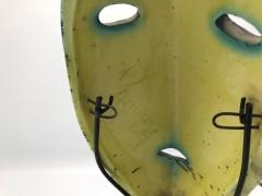 Accolay mask detail