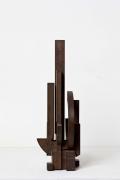 "Marino di Teana's ""Liberté"" sculpture side view"