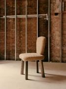 Studio Giancarlo Valle's Scott chair, full side view