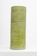Georges Jouve's ceramic vase straight view