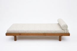 """Pierre Chapo's """"L01E' daybed view from above"""