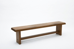 """Pierre Chapo's """"S14B"""" bench diagonal view from above"""