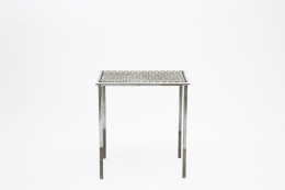René Herbst table front view from above
