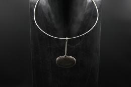Vivianna Torun Bülow- Hübe's necklace, close-up view of pendant