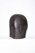 Annie Fourmanoir's ceramic sculpture back view