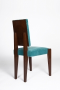 André Sornay's chair, diagonal back view