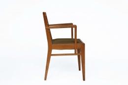 René Gabriel bridge single armchair profile view