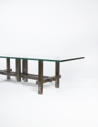 Marino di Teana's sculptural coffee table cropped view