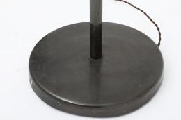 Pierre Guariche's floor lamp (edition Disderot) detailed view of base