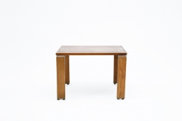 George Candilis' coffee table straight view
