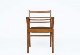 René Gabriel bridge single armchair front view