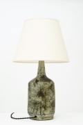 Jacques Blin table lamp back view