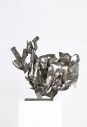 Albert Feraud's sculpture full view