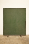 Le Corbusier, image of the Sliding partition/blackboard, c. 1950-52