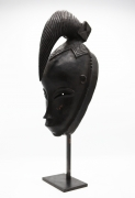 René Buthaud's mask diagonal view