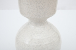 Unknown artist table lamp detail
