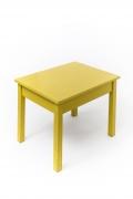 Rafael Barrios' Mesa table top view