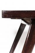 Pierre Jeanneret's dining table detailed view
