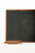 Le Corbusier & Charlotte Perraind's blackboard, cropped view of one side