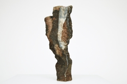 Joëlle Deroubaix Large Sculpture, full side view