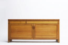 "Pierre Chapo's ""R08"" sideboard straight view"
