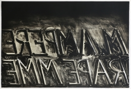 Bruce Nauman, M. Ampere