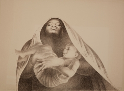 Charles White I Have A Dream, 1976 Lithograph, ed. 25