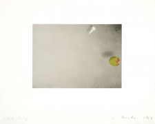 Ed Ruscha Olive and Screw, 1969 Lithograph, ed. 20