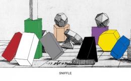 John Baldessari, Engravings with Sounds: Sniffle, 2015, Archival inkjet print