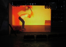 Still From Jacob Dyrenforth Performance 4