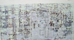 Mark Bradford, Print 11