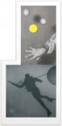 John Baldessari Juggler's Hand (with Diver), 1988 Lithograph, silkscreen