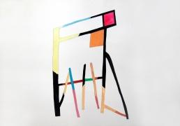Works On Paper Retrospective, Piece 16