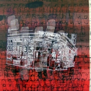 Mark Bradford, Untitled (Monoprints)