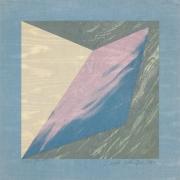Laddie John Dill Untitled, 1987 Lithograph, woodcut