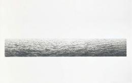 Vija Celmins Untitled (Ocean), 1972 Lithograph