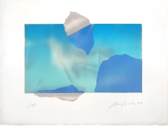 Joe Goode  Untitled, 1973  Lithograph