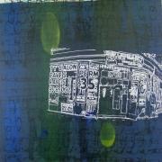 Mark Bradford, Untitled (Monoprints), 2004, Lithograph, silkscreen