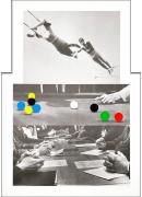 John Baldessari Three Moments, 1999 Lithograph