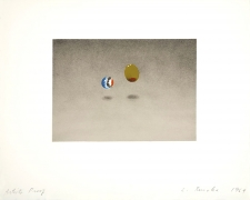 Ed Ruscha Olive and Marble, 1969 Lithograph, ed. 20