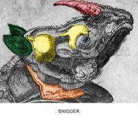 John Baldessari, Snigger
