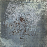 Mark Bradford  Untitled (Monoprints)  2004  Lithograph, silkscreen