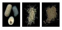 Barbara T. Smith  Rocks, Weeds, Dirt, 2019  Archival pigment print