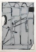 Craig Kauffman, Untitled, State III