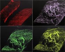 Works On Paper Retrospective, Piece 1