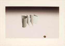 Ed Ruscha Sin, 1970 Silkscreen, ed. 150