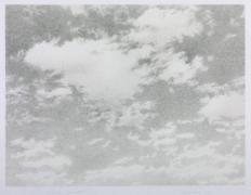 Vija Celmins Sky, 1975 Lithograph from the series Untitled Portfolio