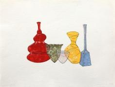 David Austen, Untitled, 1994, Lithograph