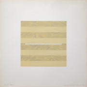 Tony Delap Karnac II, 1972 Lithograph, embossing